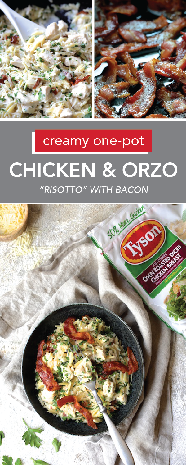 After Tasting The Delicious And Comforting Flavors Of This Creamy One Pot Chicken And Orzo