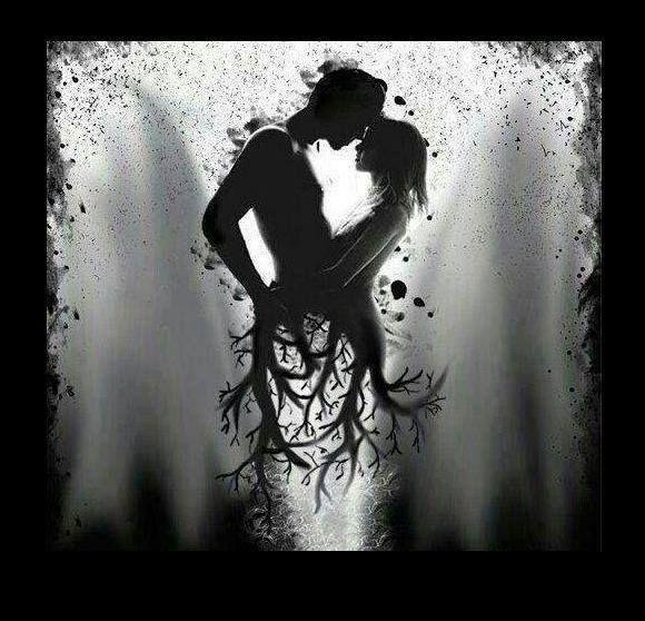 Flammes Jumelles Flammes Jumelles Art Couple Et Belles Images