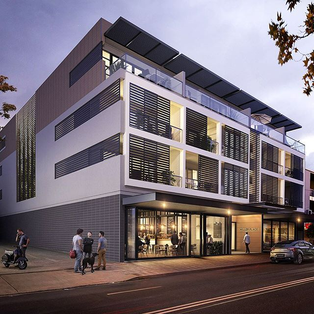 The fantastic up coming Miller Place designer apartments ...