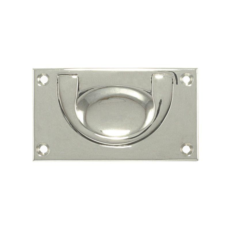 Medium Flush Cabinet Handle