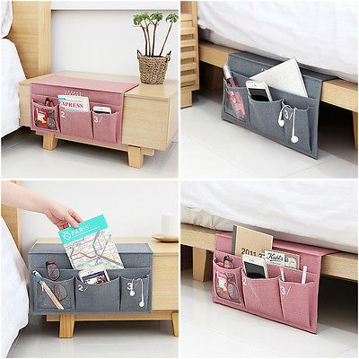 UIT Interior Hanging Bed Organizer Desk Table Storage Caddy Bedside Pocket & UIT Interior Hanging Bed Organizer Desk Table Storage Caddy Bedside ...