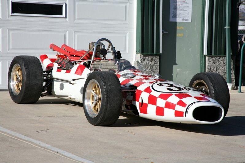 Vintage Indy Cars Vintage Race Car Barn Find For Sale