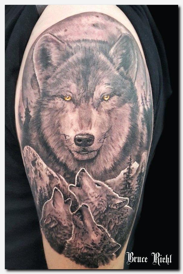 wolftattoo #tattoo forearm tattoos, tattoo japanese, male tattoos ...