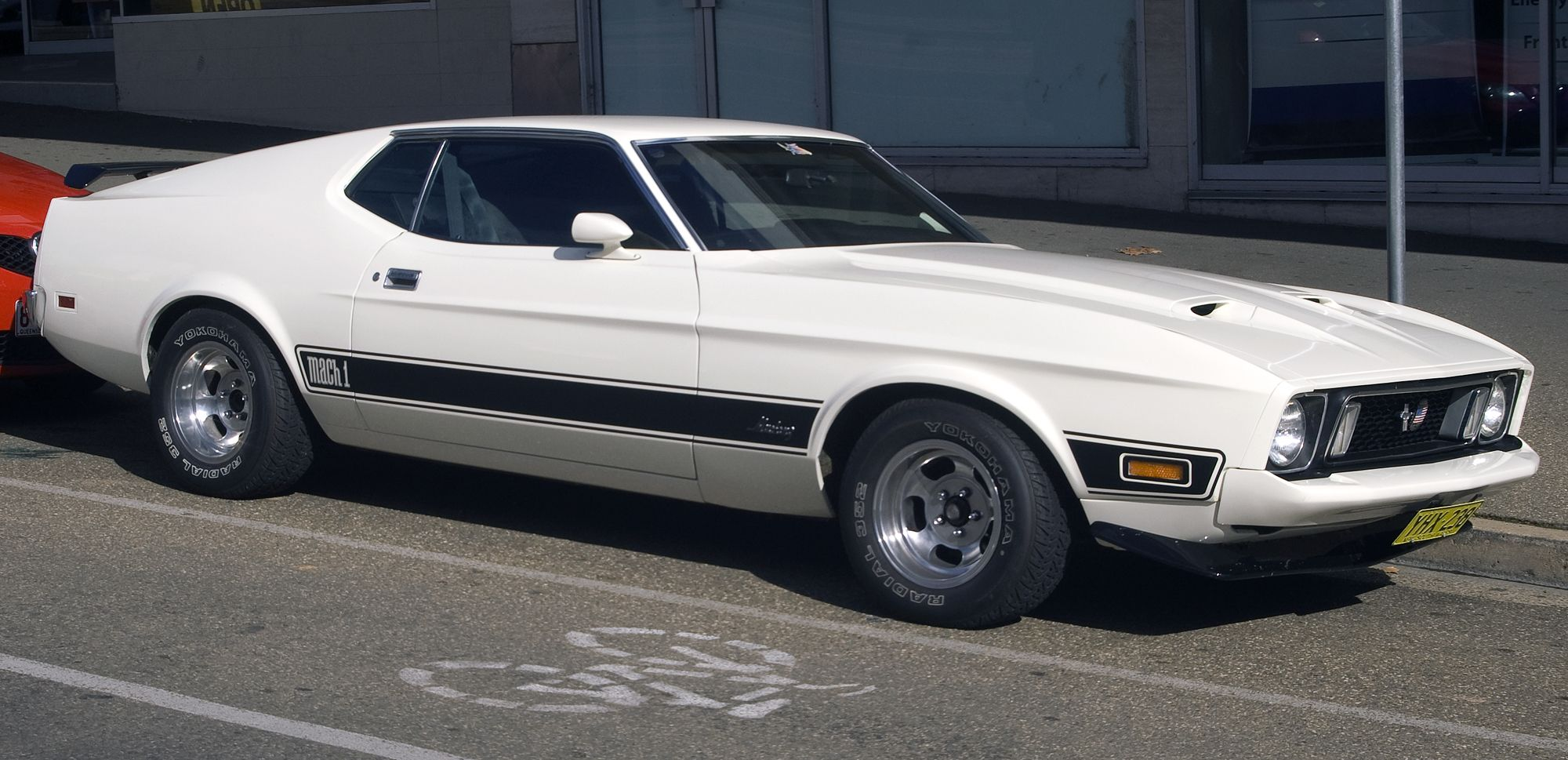Pictures of ford mustang grande 1973