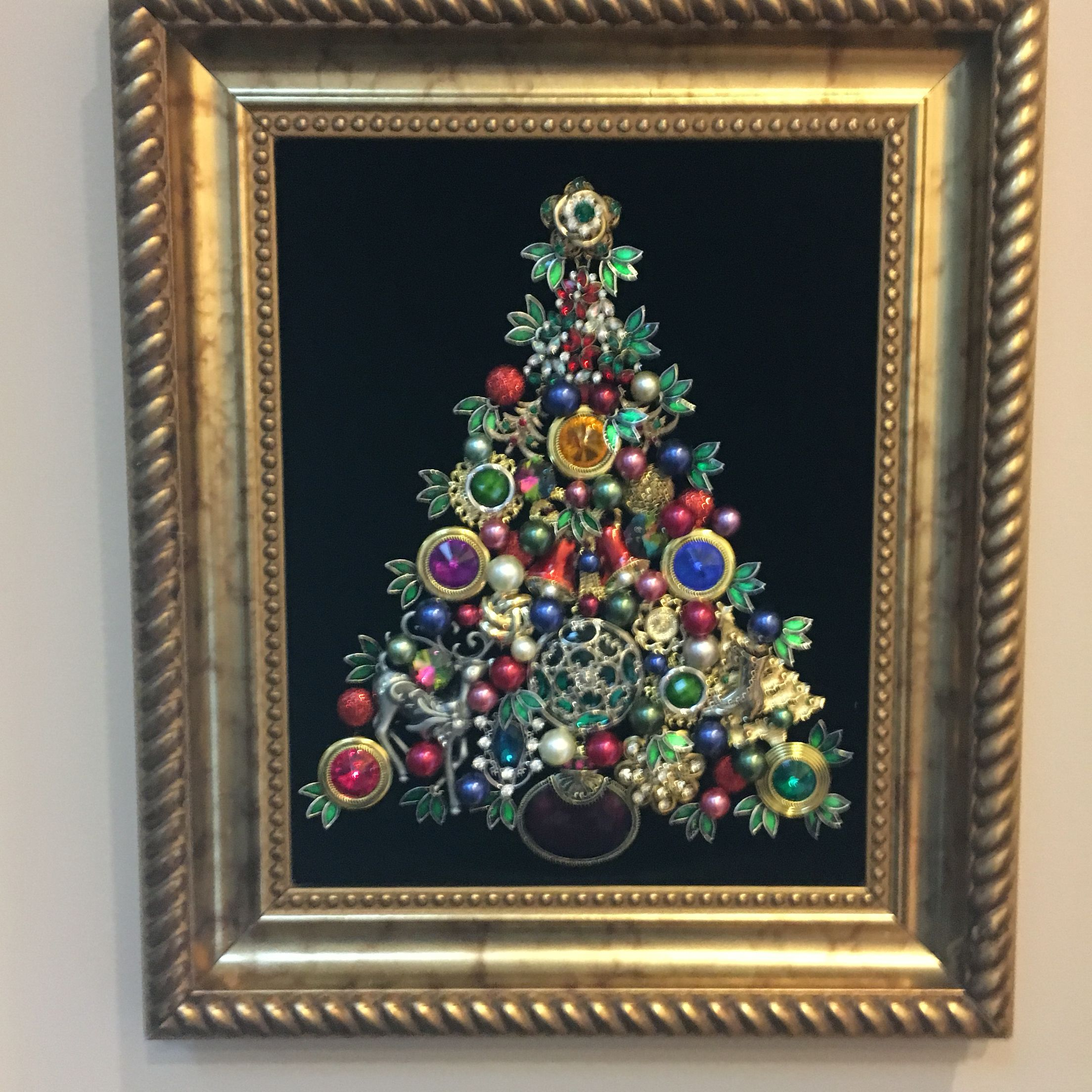 8x10 Jewelry Tree By Beth Turchi 2015 Jewelry Costume