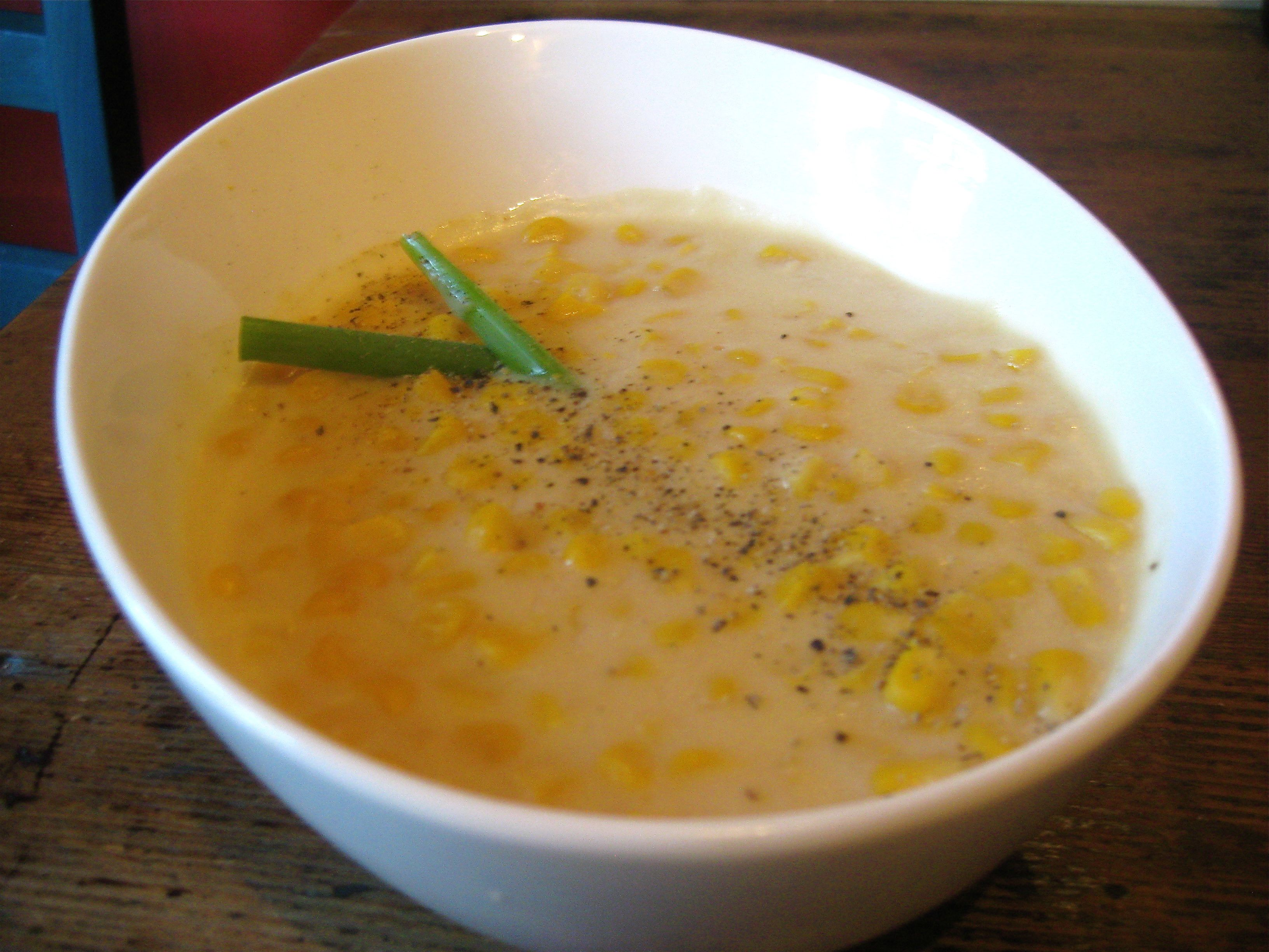 recipe: almond milk creamed corn [5]
