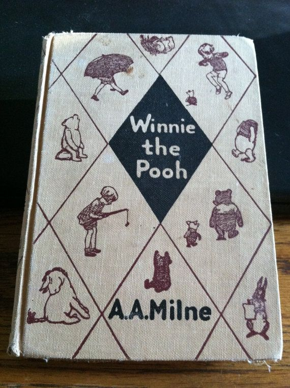 These Are The Funniest Books Love A Milne And All Of His Winne Pooh