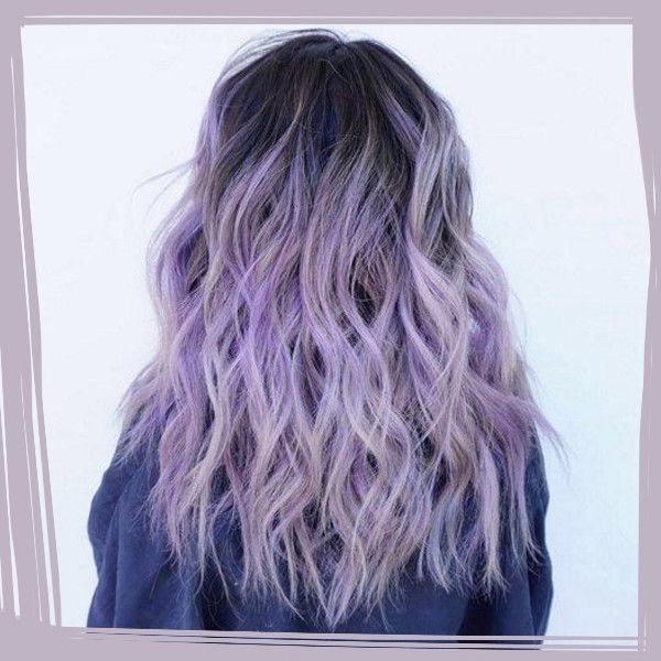 Metallic hair shades with just the right amount of edge for fall metallic hair shades with just the right amount of edge for fall pmusecretfo Images