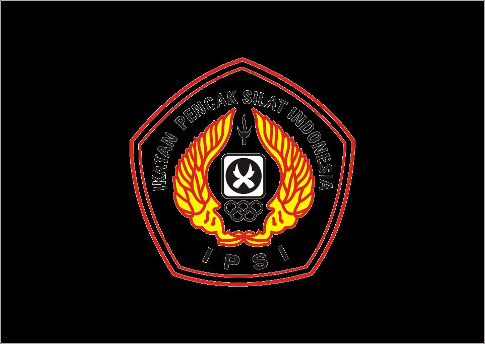 Logo IPSI (Ikatan Pencak Silat Seluruh Indonesia) Vector