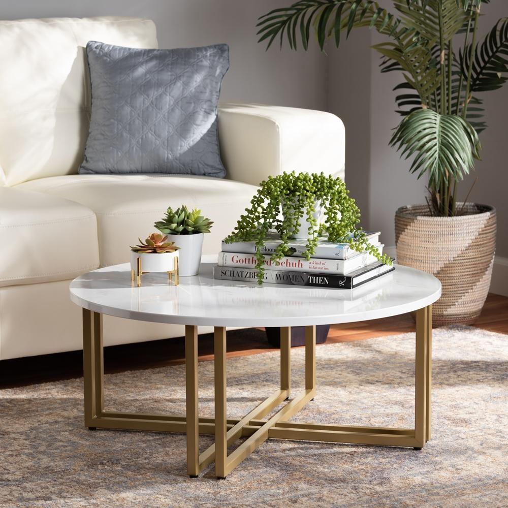 Maeve Metal Coffee Table In 2021 Coffee Table Metal Coffee Table Contemporary Coffee Table [ jpg ]