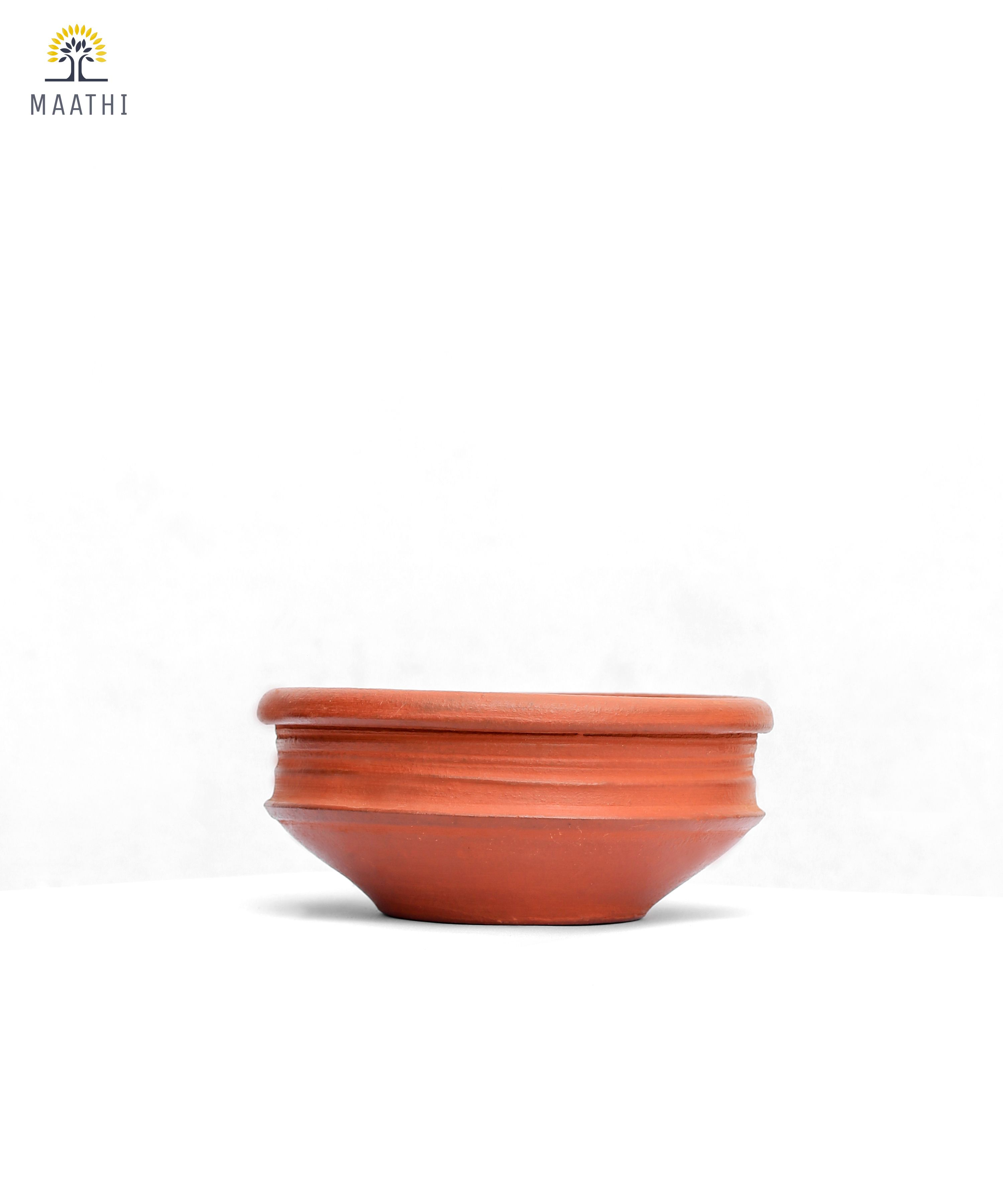 Terracotta Serving Bowl In 2020 Serving Bowls Terracotta Bowl