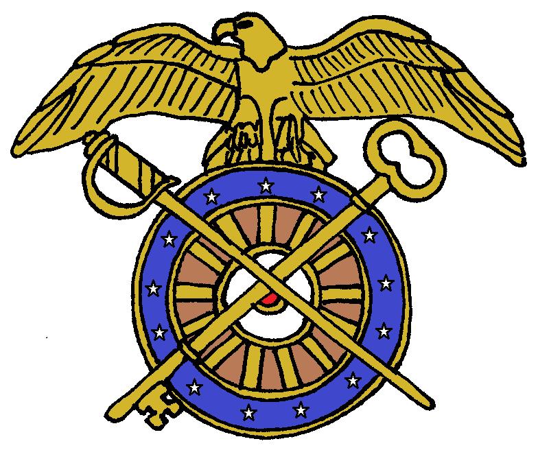 Army Branch Insignia Quartermaster Corps | Army Uniform ...