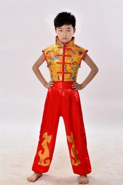 Yangko Costume Traditional Chinese Dance Costume Children National Performing Dance for Girl and Boy Kung Fu Dance Costume  sc 1 st  Pinterest & Yangko Costume Traditional Chinese Dance Costume Children National ...