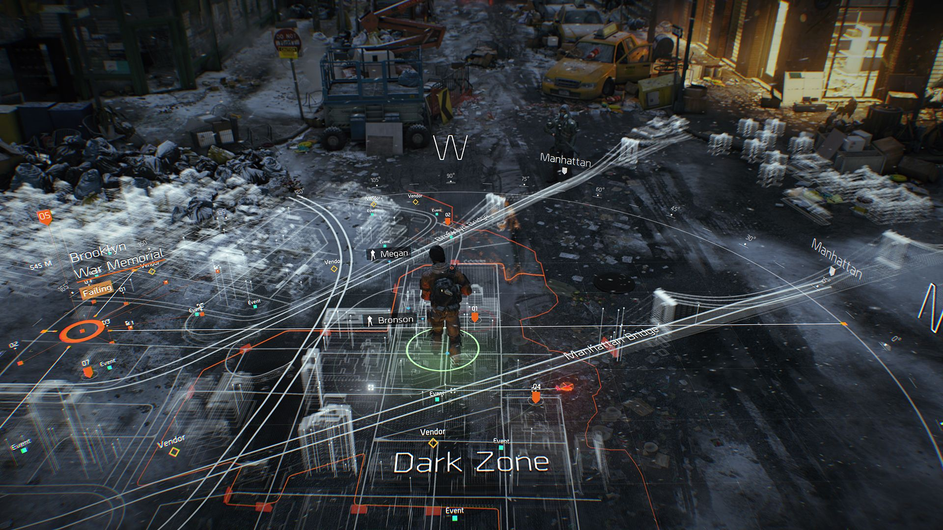 The Division World Map Of New York And Your Location In That World - Nyc map wallpaper
