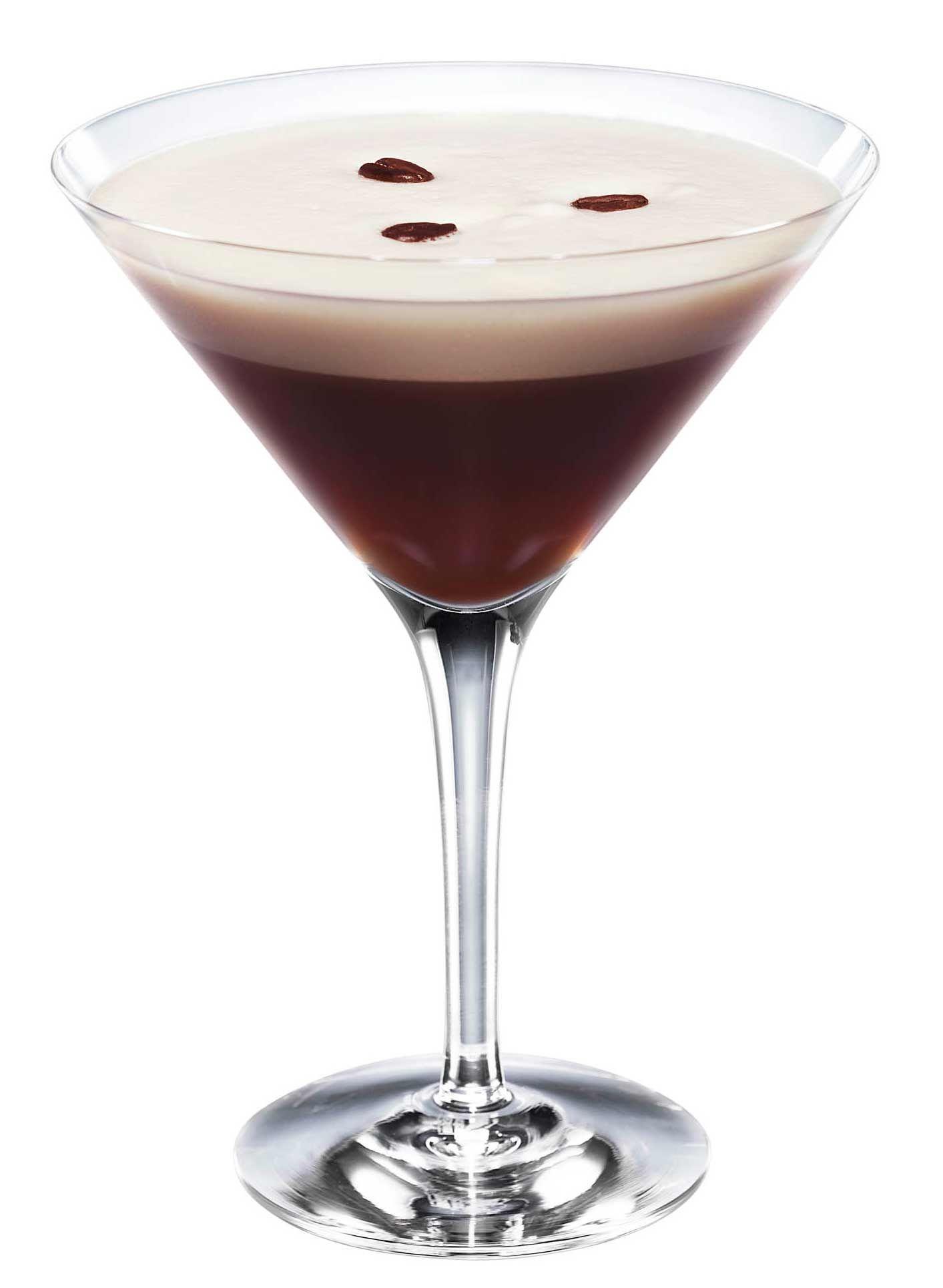 A delicious recipe for Espresso Martini, with espresso