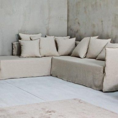 SOFA GHOST 22 GERVASONI Design Paola Navone objects Pinterest - designer moebel weiss baxter