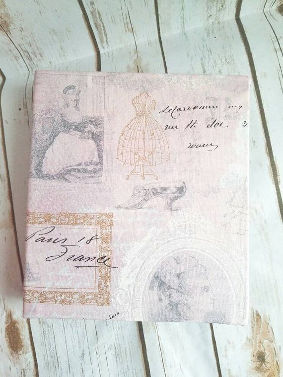 Marie Antoinette Album French Album Parisian by ShabbyChicJCouture