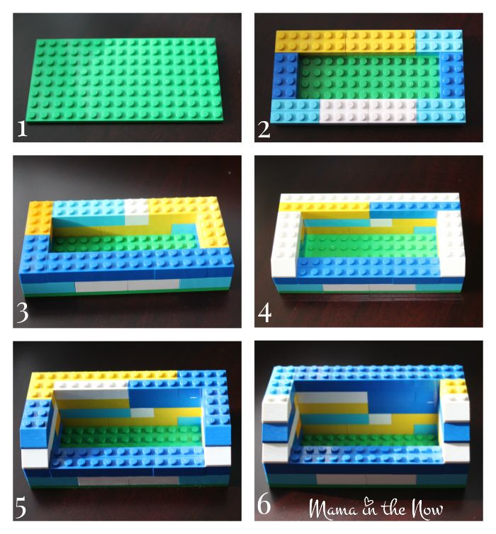 DIY LEGO Business Card Holder   Business card holders, Lego and ...