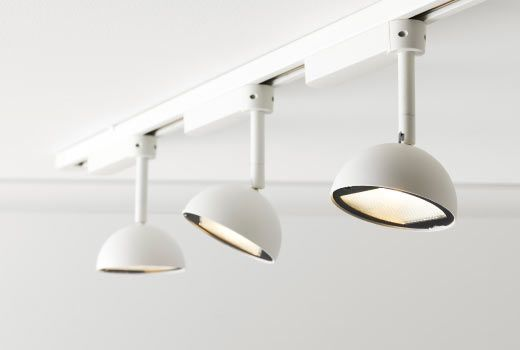 Ikea 365 Sanda Spotlight 24 99 Lamparas Led Techo Focos Imagenes De Focos