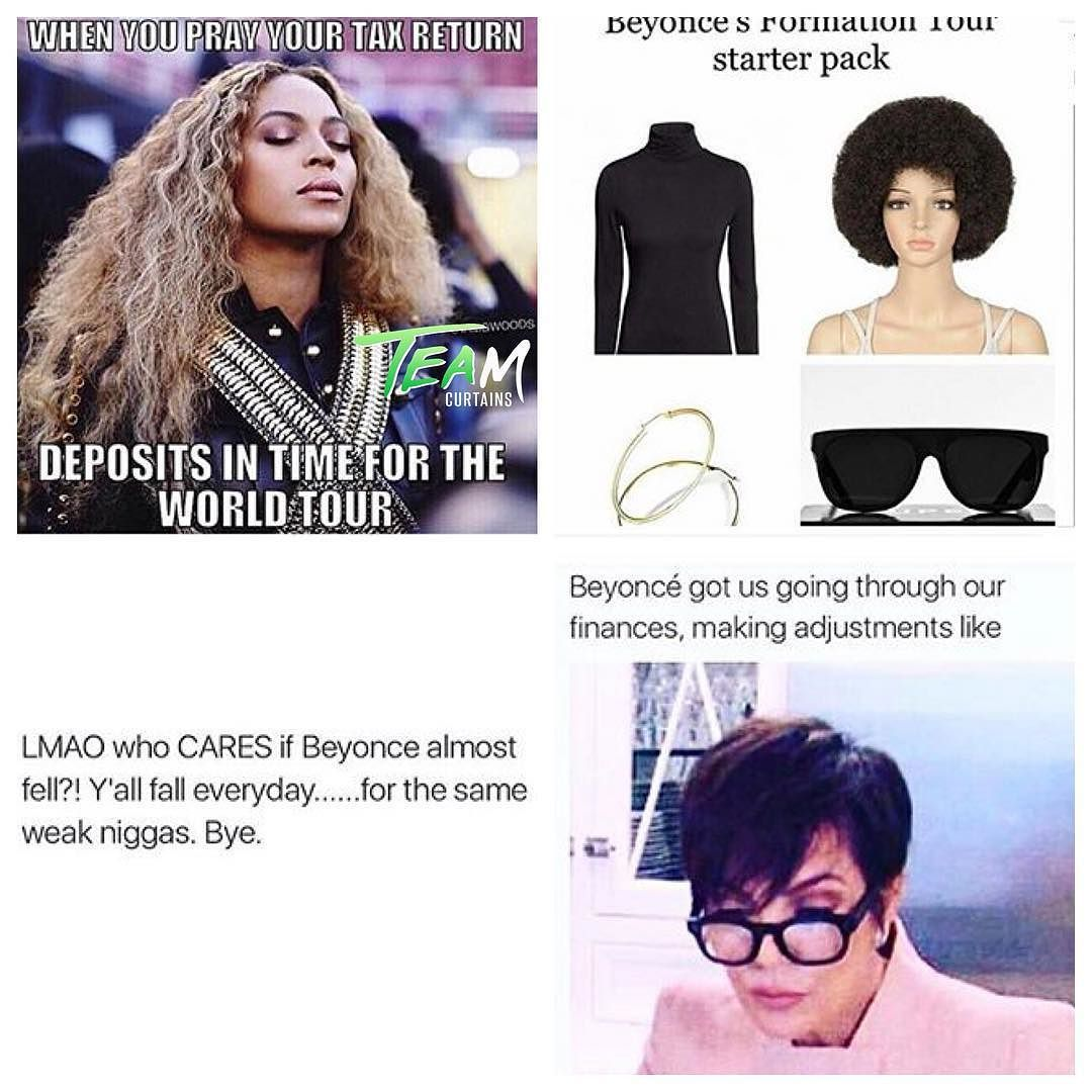 Lord Jesus... A miracle is needed for the #BeyHive