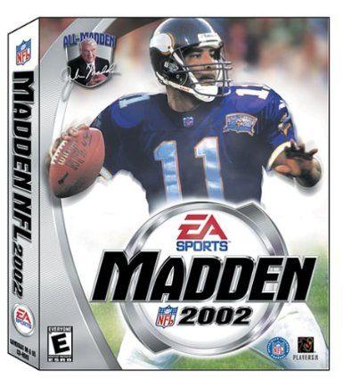 Amazon.com: Madden NFL 2002 - PC: Video Games