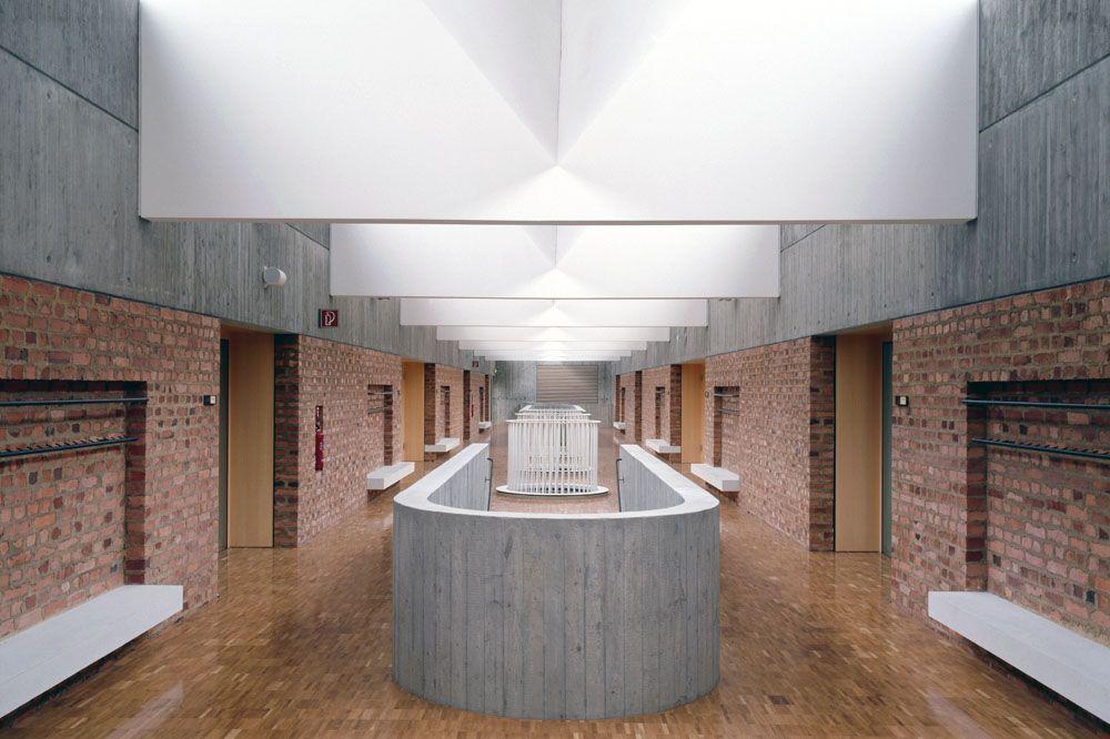 Grund und hauptschule mit werkrealschule ostfildern for Innenarchitektur ravensburg