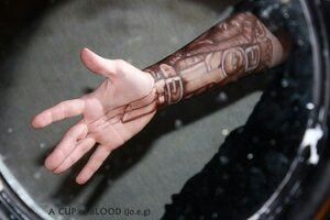 Ac Hidden Blade Tattoo Blade Tattoo Different Tattoos
