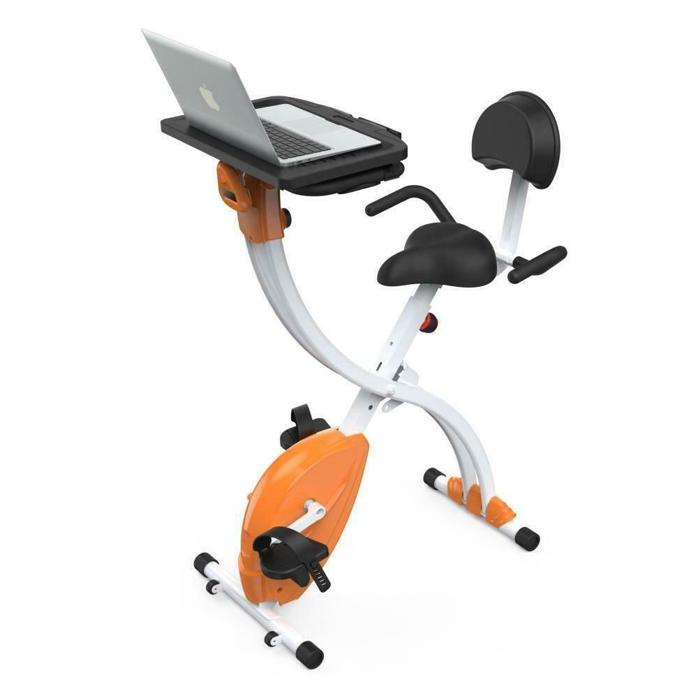Ad Ebay Serenelife Slxb2 Home Office Upright Exercise Bike With