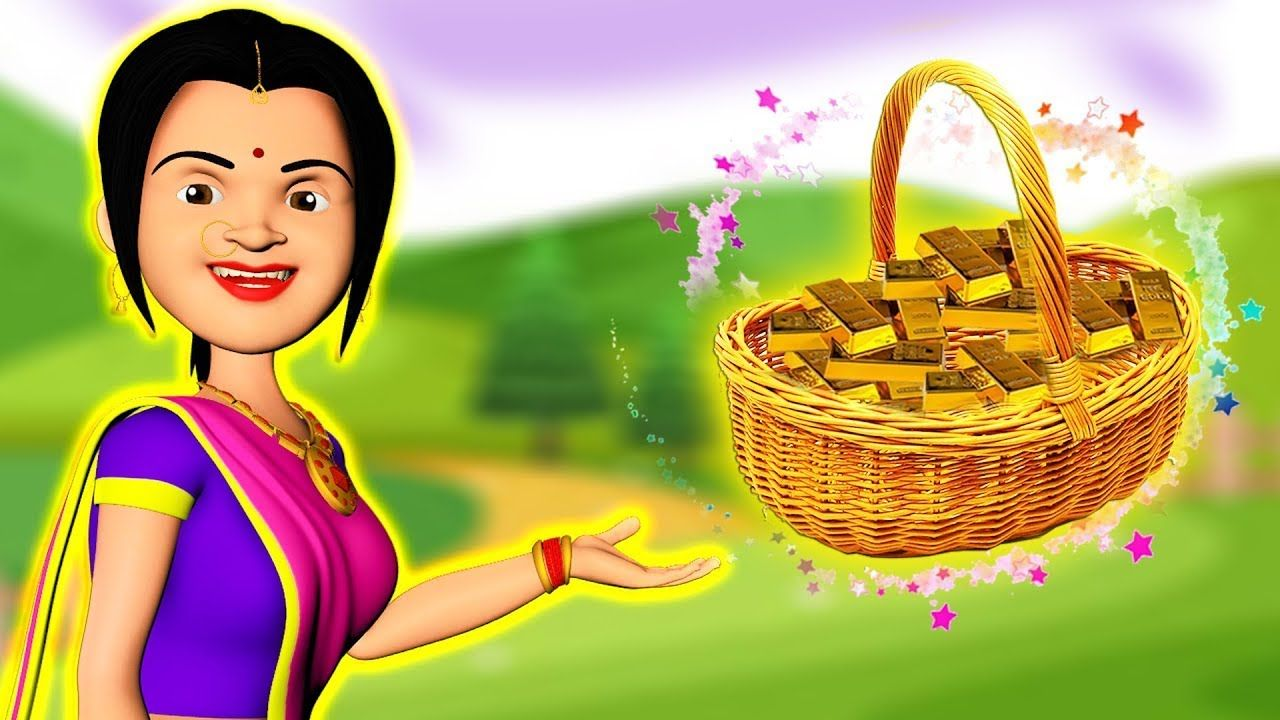 Photo of ଲୋଭି ବହୁ କୁହୁକ ଝୁରି | Part 27 | Greedy Bahu and Magical Basket | Odia Gapa | Odia Stories