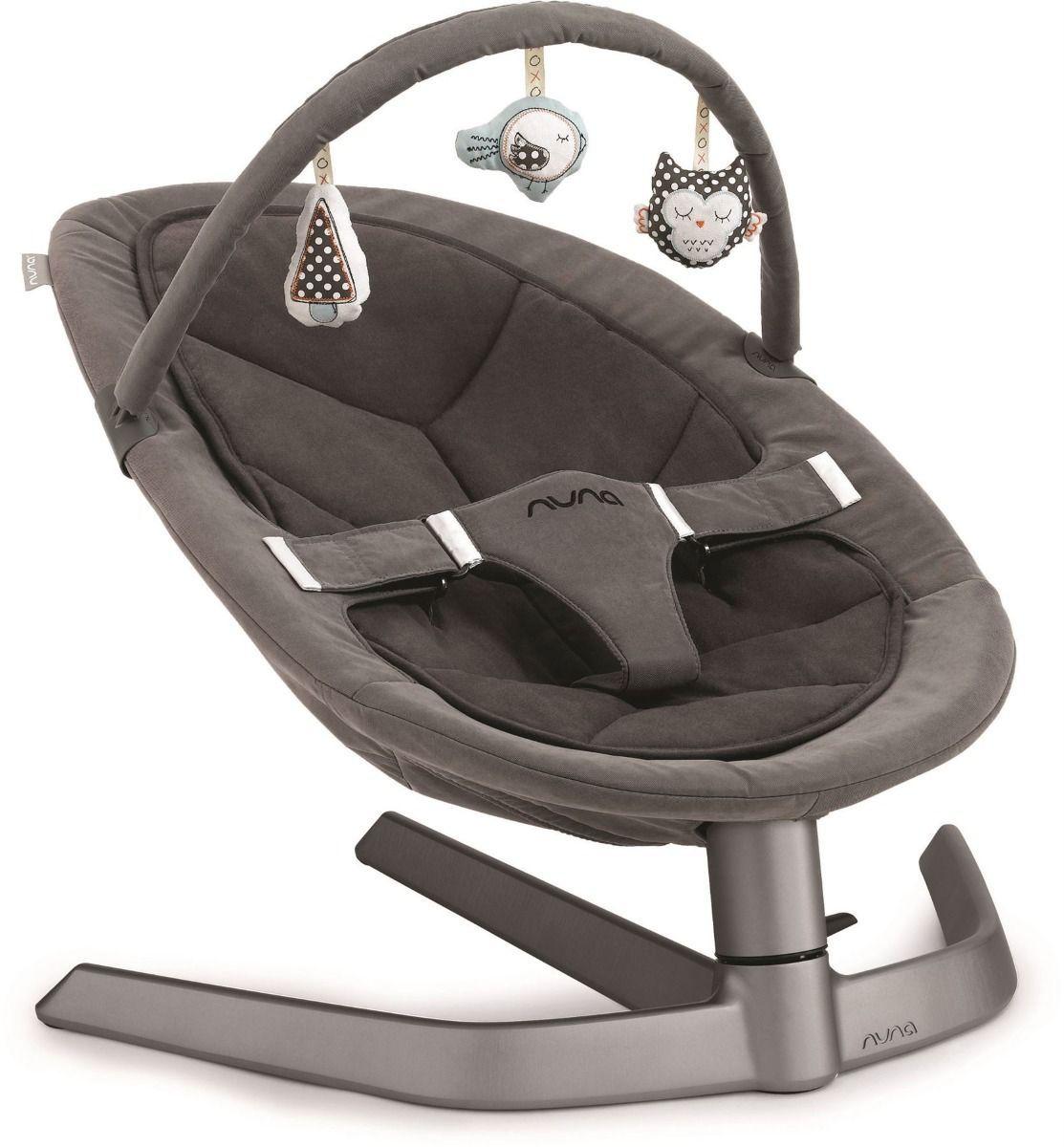 Nuna Leaf Rocker Cinder en 2020 Car seat, Mobilier de