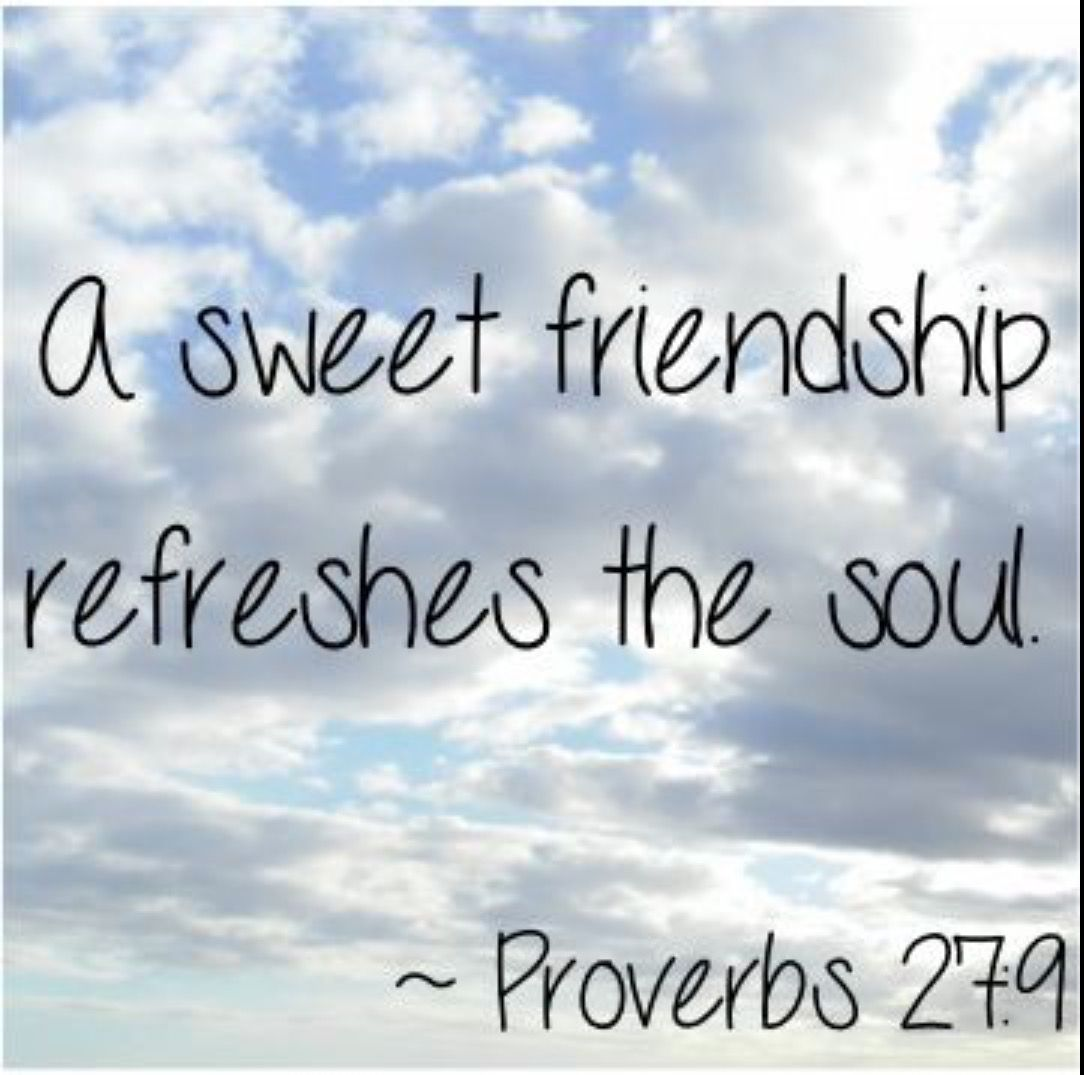 Biblical Quotes About Friendship Pinleslie Bedwell On Friends  Pinterest