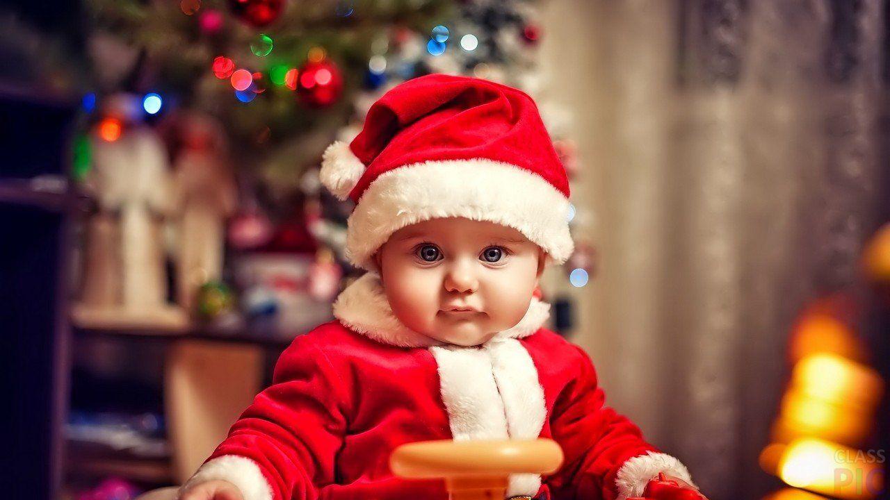 Новогодние фото детей в 2020 г | Детские новогодние ...
