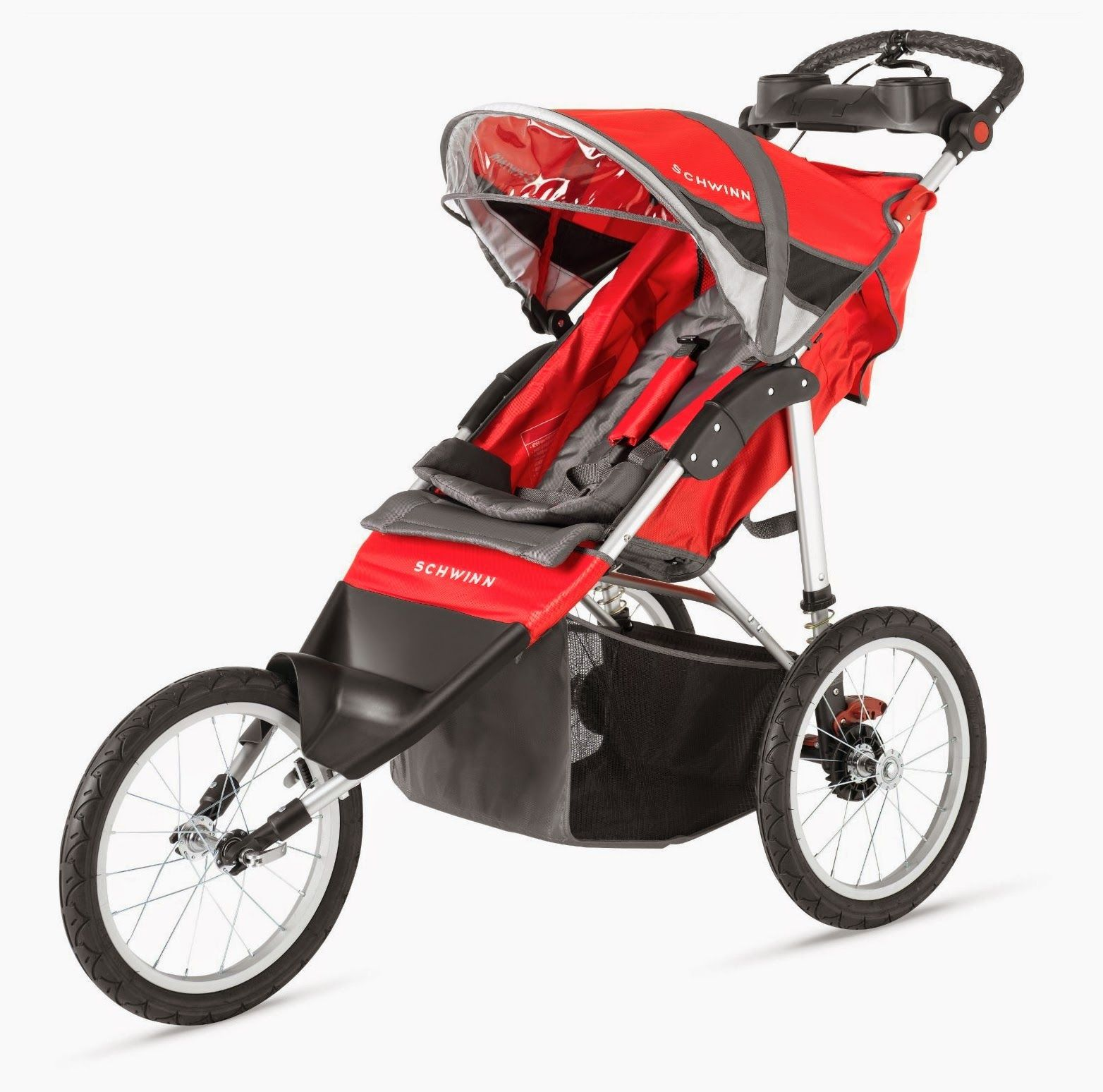 schwinn double jogging stroller is best option for parents