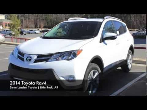 2014 Toyota Rav4 At Steve Landers Toyota In Little Rock, AR!  SteveLandersToyota.com