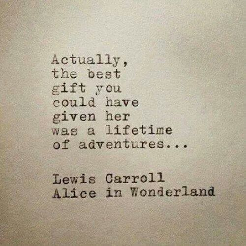 Adventure - @Word Porn | Quotes | Pinterest | Vintage, In and ...