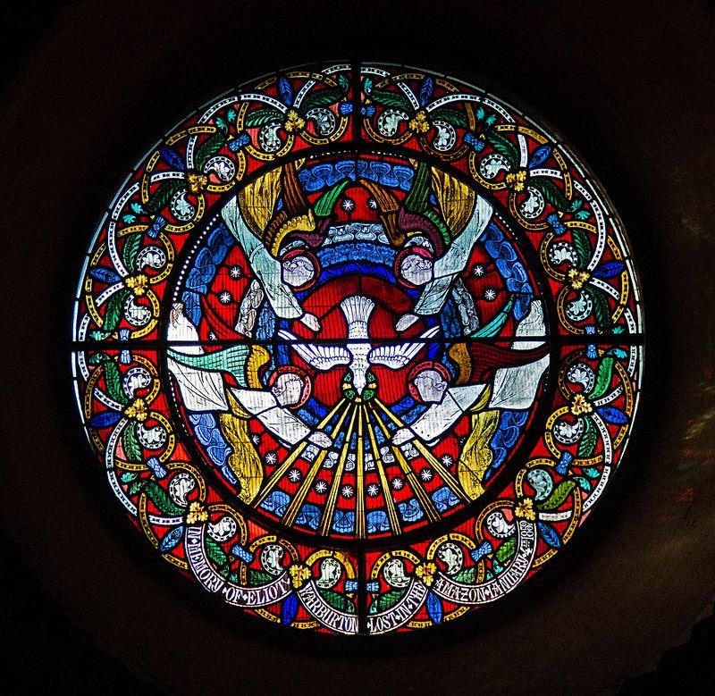 Iffley, Oxfordshire, St Mary's Church