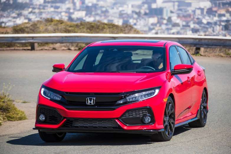 2018 Honda Civic Hatchback Honda Civic hatchback