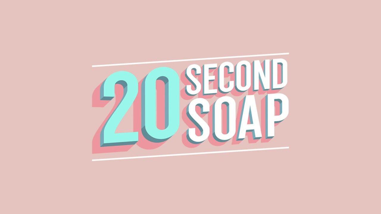 防疫病毒肺炎疫情肥皂公益洗手soap 20秒 soap combat ads