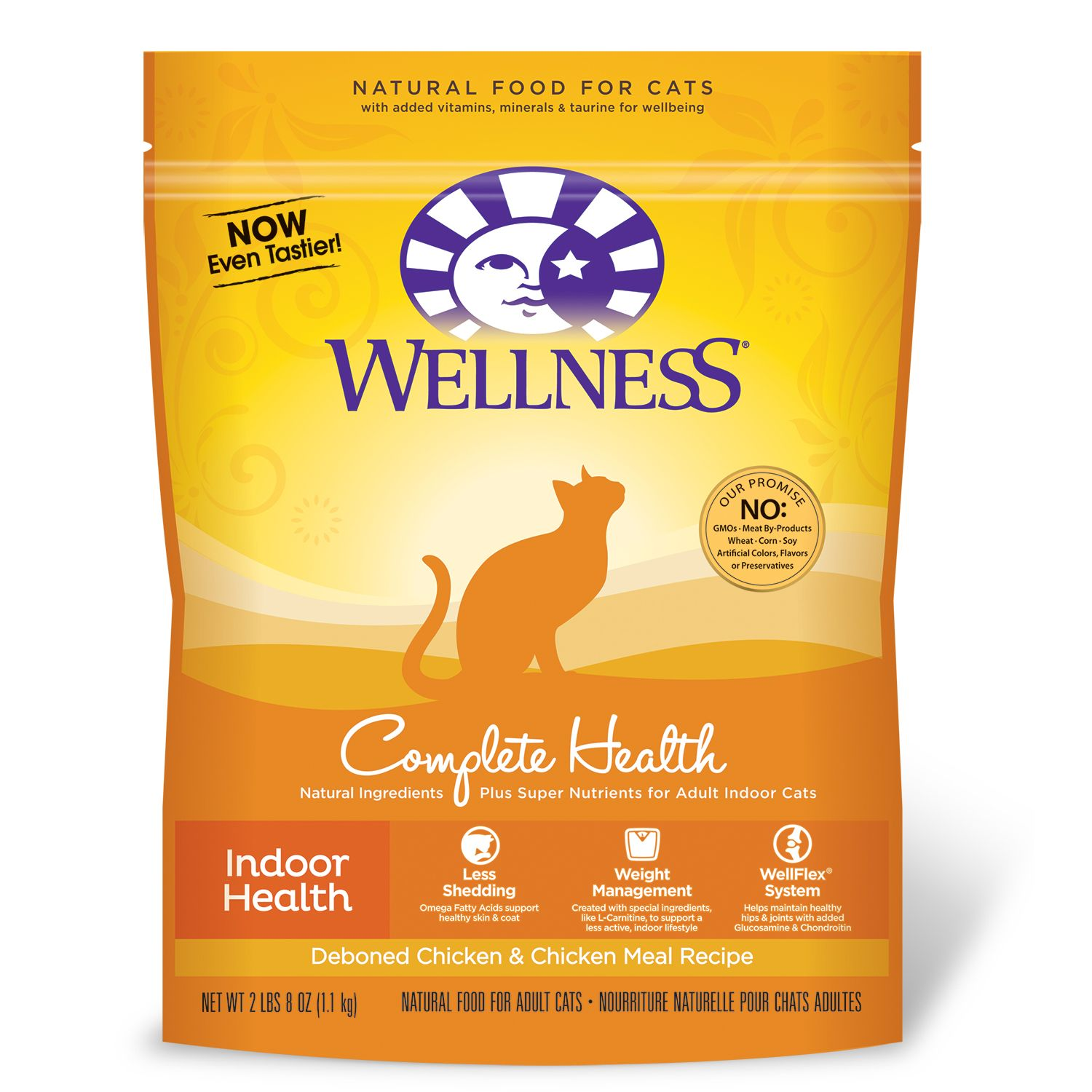 Wellness Complete Health Indoor Health Cat Food Indoor Cat Food