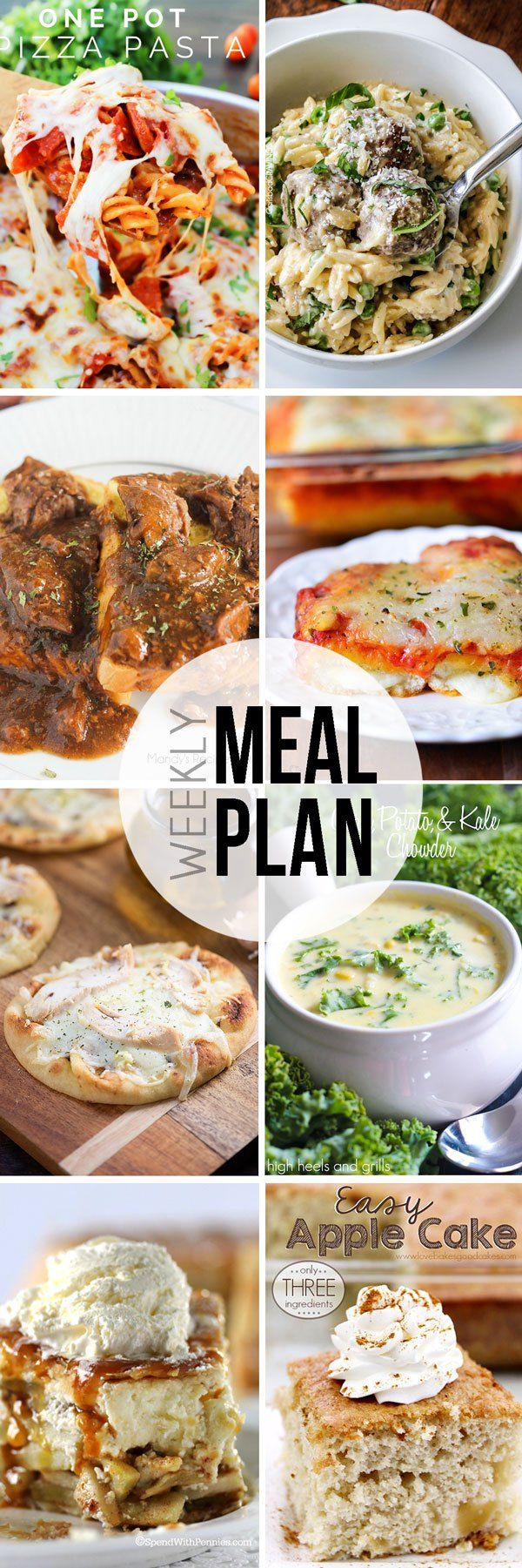 Easy Meal Plan Sunday #11   mandysrecipeboxblog.com
