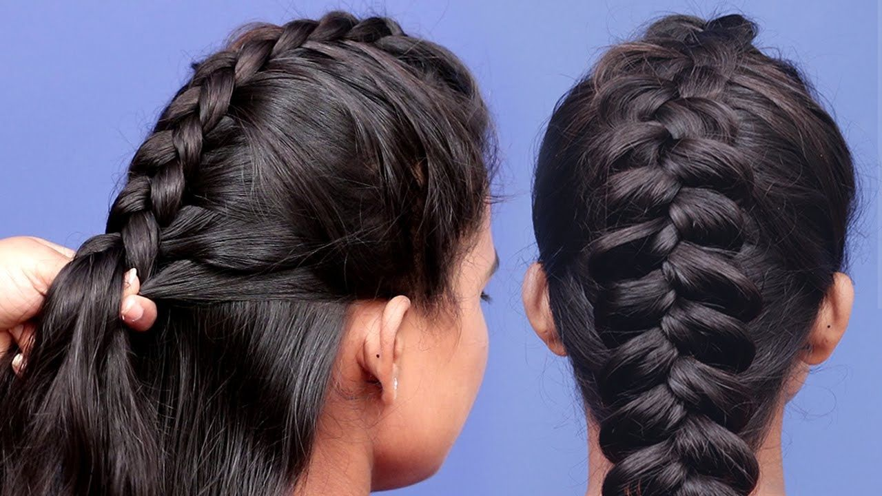 Pin On Girl Hairstyles