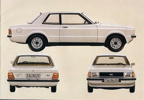 Ford Taunus Tc2 Standaard 1 3 Klassieke Auto S Auto S