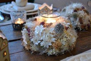 CHRISTMAS TABLE by simmi floral design italy www.simmiweddings.com