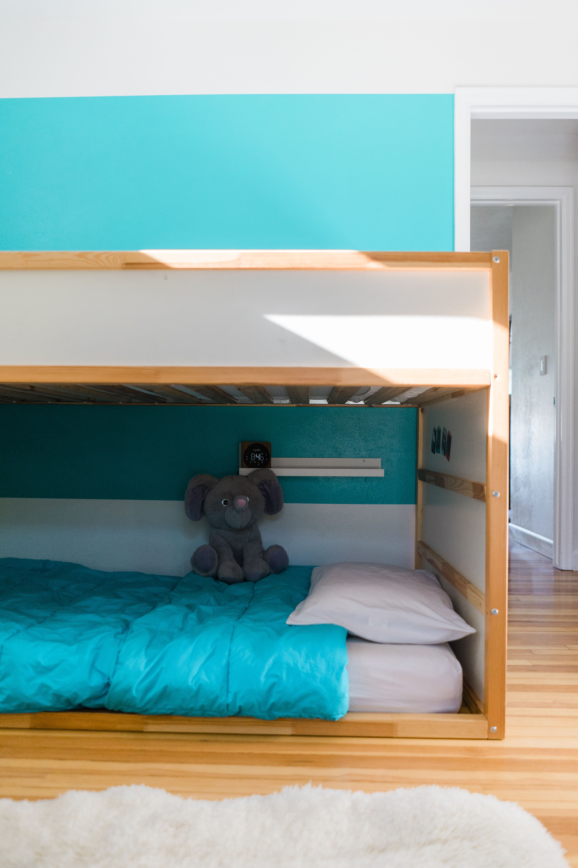 Pin by joyful spaces on k i d Ikea kura, Home decor, Bed