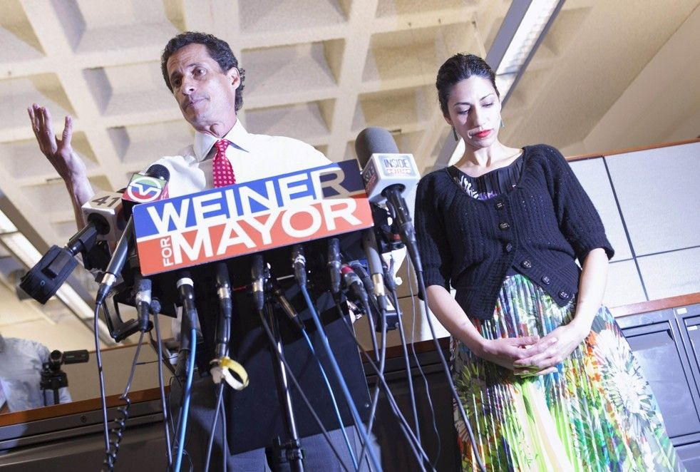 Anthony Weiner just blew his second chance at a second chance