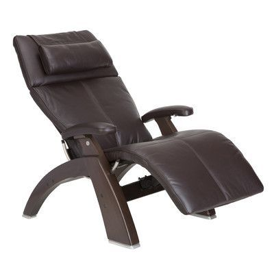Human Touch Perfect Chair Pc 500 Silhouette Leather Zero Gravity