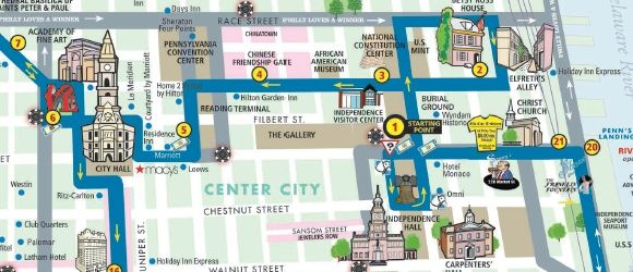 Of Philadelphia Maps And Mapmakers | Hidden City Philadelphia |Philadelphia City Hall Map