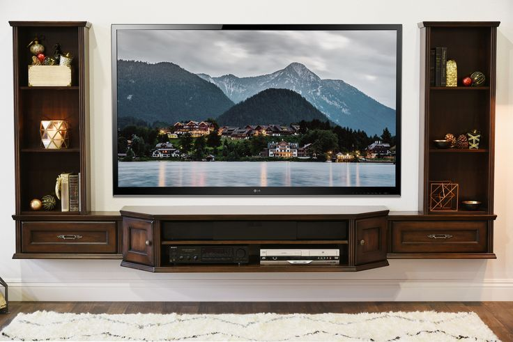 Floating Tv Entertainment Center 15 Must See Wall Mount