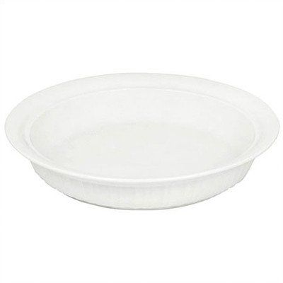 Corningware French White 9 Pie Plate ** Click on the image for additional details.