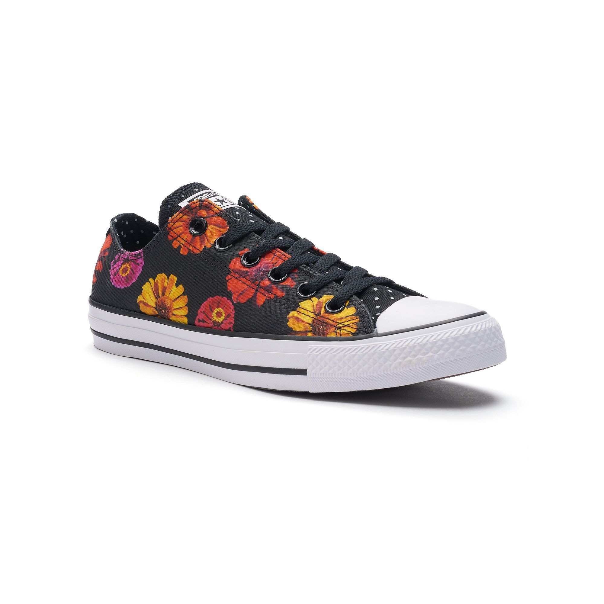 03f309226fac Adult Converse Chuck Taylor All Star Daisy Print Sneakers